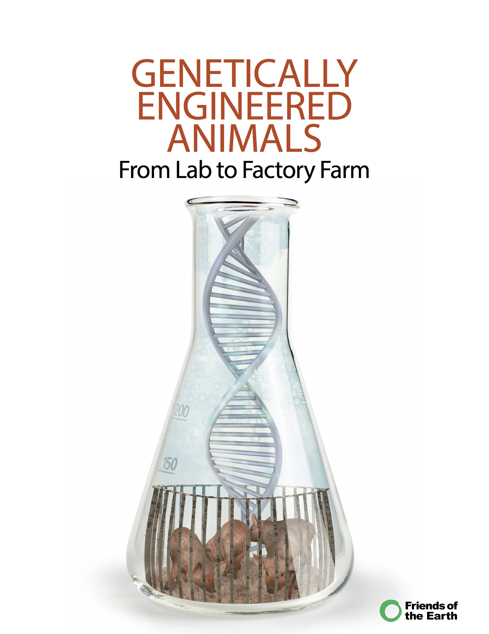 Genetically Engineered Animals: From Lab to Factory Farm