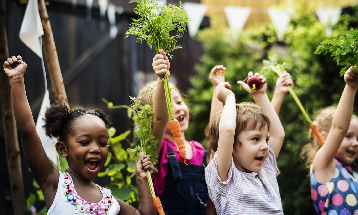 California budget boosts healthy food for kids and markets for farmers